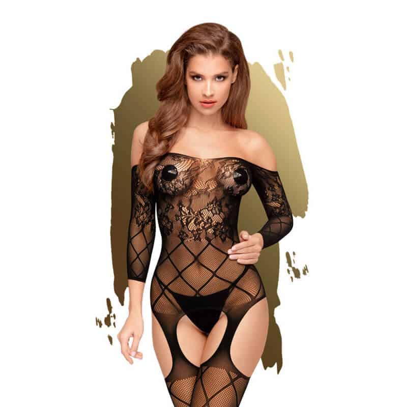 sexy mrežasto erotično perilo