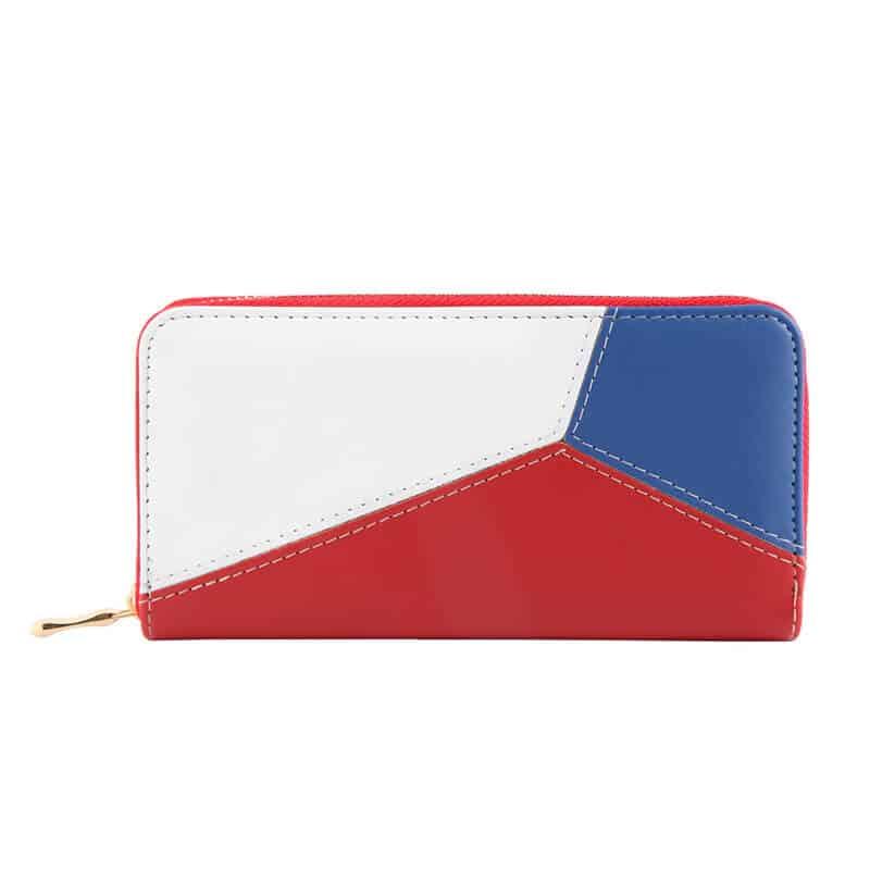 ženska denarnica veselo rdeča